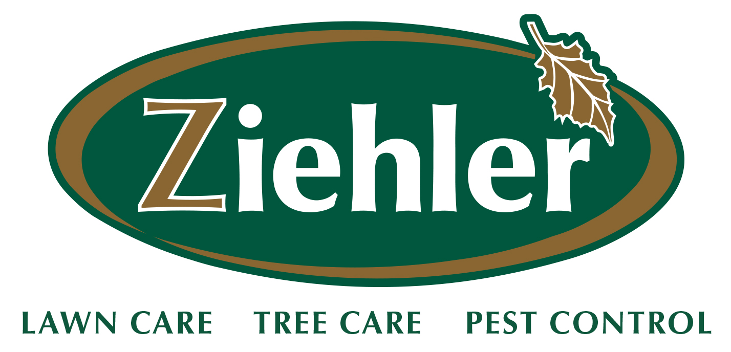 Ziehler lawn and tree service logo