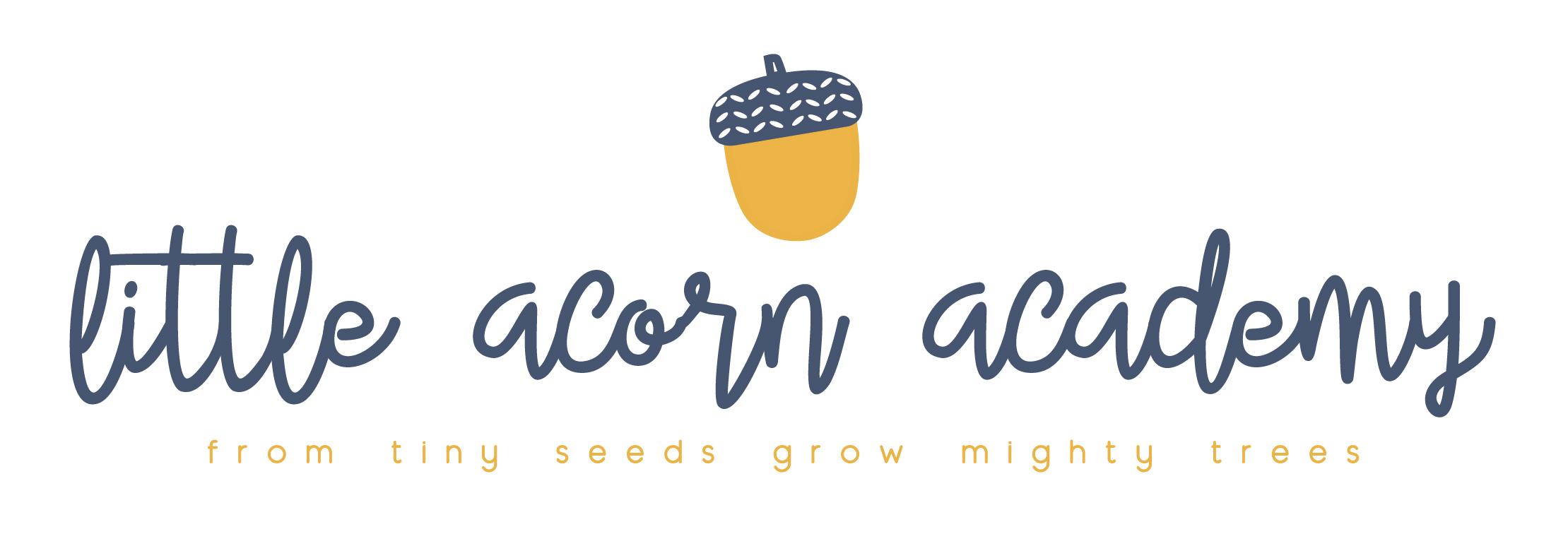 little acorn academy logo